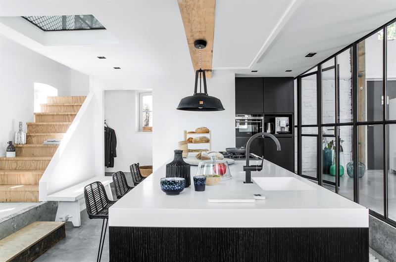 Hk Living Kast : Hk living barhocker barstuhl rattan schwarz designwohnen
